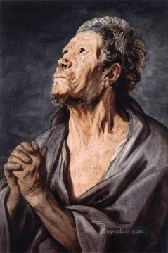 baroque - An Apostle Flemish Baroque Jacob Jordaens
