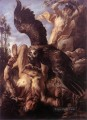 Prometheus Bound Flemish Baroque Jacob Jordaens