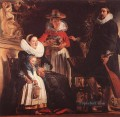 The Family of the Artist Flemish Baroque Jacob Jordaens