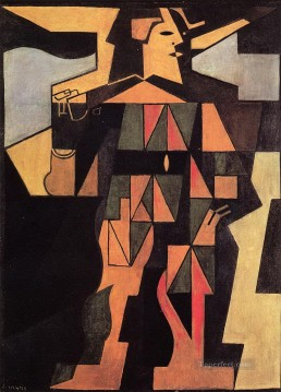 harlequin Juan Gris Oil Paintings