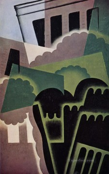landscape Juan Gris Oil Paintings