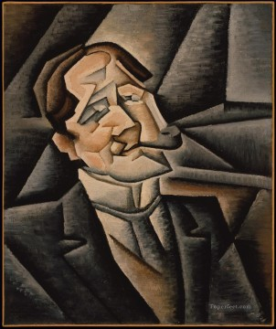 Juan Legua Juan Gris Oil Paintings