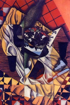grapes 1913 Juan Gris Oil Paintings