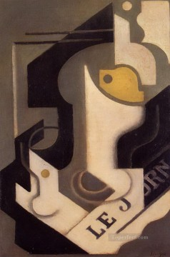 lemon Juan Gris Oil Paintings