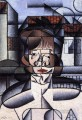 portrait of germaine raynal 1912 Juan Gris