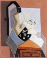 still life at the open windowq 1925 Juan Gris