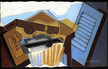 Juan Gris Painting - the cloud 1921 Juan Gris