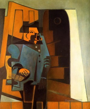 the miller 1918 Juan Gris Oil Paintings
