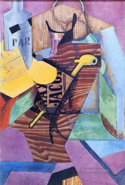 saint matorel 1913 Juan Gris Oil Paintings