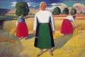 reapers 1929 Kazimir Malevich