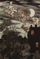 book of the marquise illustration 7 Konstantin Somov