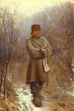 Ivan Art - Meditator Democratic Ivan Kramskoi