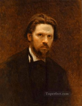 Ivan Art - Self Portrait Democratic Ivan Kramskoi