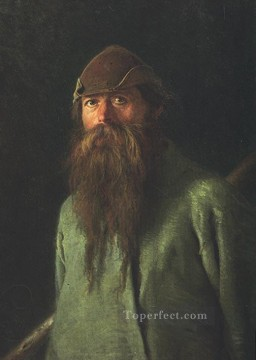Ivan Art - Woodsman Democratic Ivan Kramskoi