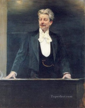 KR Works - Georg Brandes 1902 Peder Severin Kroyer