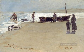 KR Works - Skagen 1884 Peder Severin Kroyer