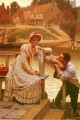 Courtship historical Regency Edmund Leighton