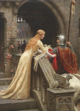 Edmund Works - God Speed historical Regency Edmund Leighton