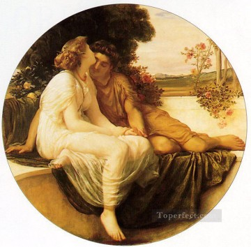 Frederic Art Painting - Acme and Septimus 1868 Academicism Frederic Leighton