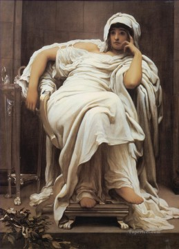 Faticida Academicism Frederic Leighton Oil Paintings