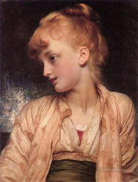 Lord Frederic Leighton Painting - Gulnihal Academicism Frederic Leighton