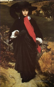 Frederic Art Painting - May Sartoris Academicism Frederic Leighton