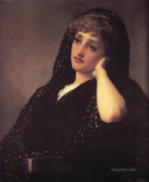 Lord Frederic Leighton Painting - Memories Academicism Frederic Leighton