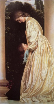 Lord Frederic Leighton Painting - Sisters Academicism Frederic Leighton