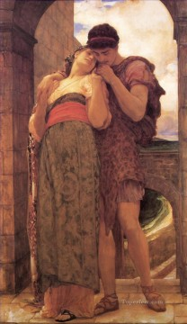 Wedded Academicism Frederic Leighton Oil Paintings