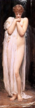 Lord Frederic Leighton Painting - Academicism Frederic Leighton 3