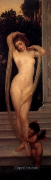 Academicism Frederic Leighton Oil Paintings