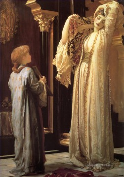 Frederic Art Painting - Light of the Harem Academicism Frederic Leighton