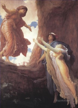 Return Art - Return of Persephone Academicism Frederic Leighton