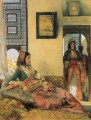 Life in the Hareem Cairo Oriental John Frederick Lewis