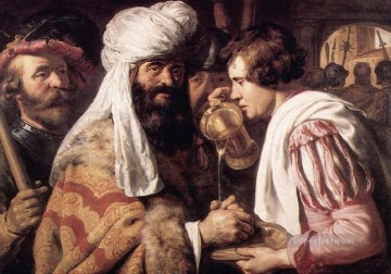 Pilate Jan Lievens Oil Paintings