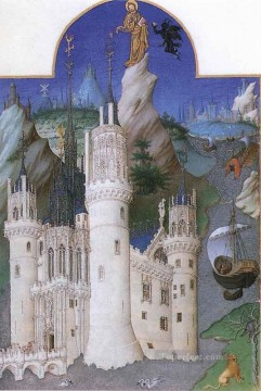 Les Tres Riches Heures Du Duc De Berry Limbourg Jean Oil Paintings