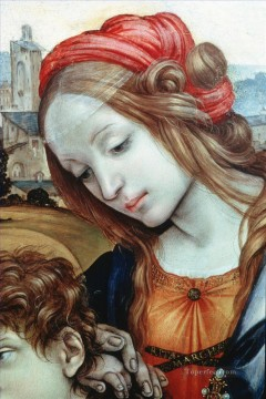 Lippi Deco Art - Holy Family dt1 Christian Filippino Lippi