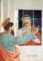 St Peter Visited In Jail By St Paul Christian Filippino Lippi