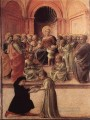 Madonna And Child With Saints And A Worshipper Renaissance Filippo Lippi
