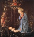 Madonna In The Forest Renaissance Filippo Lippi
