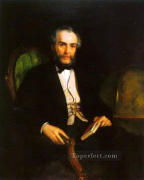 on canvas.html - Portrait of Peter Douglas Esquire Edwin Long