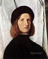 Portrait of a Man1 Renaissance Lorenzo Lotto