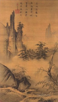 Ma Yuan Painting - Mayuan Dancing and Singing old China ink