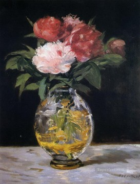 Bouquet of flowers Eduard Manet Oil Paintings