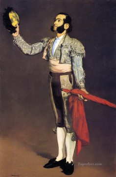 A matador Eduard Manet Oil Paintings