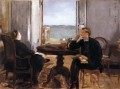 Interior at Arcachon Eduard Manet