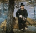 Pertuiset Lion Hunter Eduard Manet