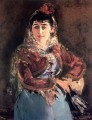 Portrait of Emilie Ambre in the role of Carmen Realism Impressionism Edouard Manet