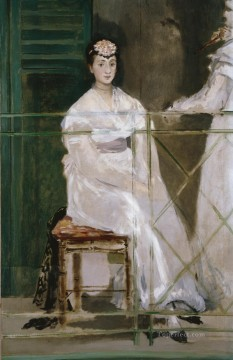 Portrait of Mademoiselle Claus Eduard Manet Oil Paintings