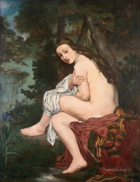 Surprised Nymph Eduard Manet Oil Paintings